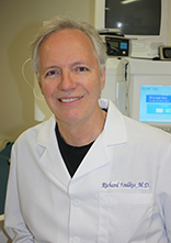 Dr. Richard Foulkes, ophthalmologist